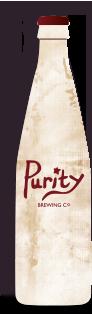 Illustrierte Bierflasche
