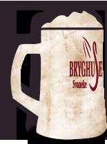 Illustrierter Bierkrug